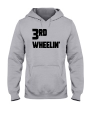 3rd Wheelin' Shirt Hooded Sweatshirt thumbnail