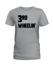 3rd Wheelin' Shirt Ladies T-Shirt tile