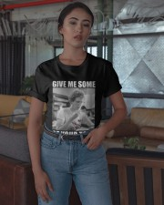 Give Me Some Of Your Tots Shirt Classic T-Shirt apparel-classic-tshirt-lifestyle-05