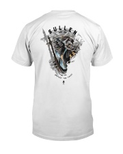 Sullen Art Co Protect The Trade Shirt Classic T-Shirt back