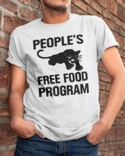 Aoc Peoples Food Program Shirt Classic T-Shirt apparel-classic-tshirt-lifestyle-26
