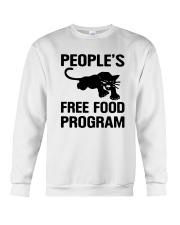 Aoc Peoples Food Program Shirt Crewneck Sweatshirt thumbnail