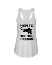 Aoc Peoples Food Program Shirt Ladies Flowy Tank thumbnail