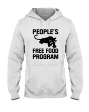 Aoc Peoples Food Program Shirt Hooded Sweatshirt thumbnail