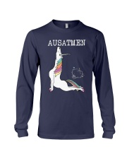 Unicorn Ausatmen Shirt Long Sleeve Tee thumbnail