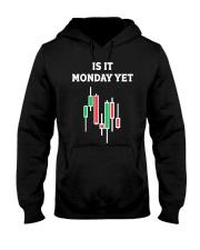 Is It Monday Yet Shirt Hooded Sweatshirt thumbnail