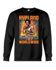 Hypland Worldwide End Racism Shirt Crewneck Sweatshirt thumbnail