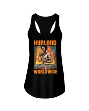 Hypland Worldwide End Racism Shirt Ladies Flowy Tank thumbnail