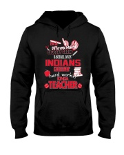 I'm A Difference Making Student Carin' Shirt Hooded Sweatshirt thumbnail