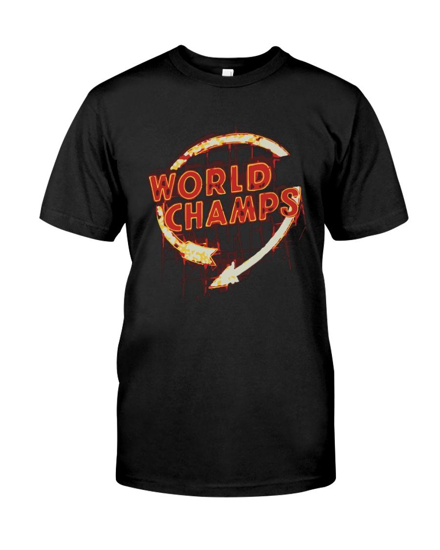 Braiden Turner World Champs Shirt Classic T-Shirt