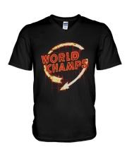 Braiden Turner World Champs Shirt V-Neck T-Shirt thumbnail