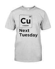 Cu 29 Cooper Next Tuesday Shirt Premium Fit Mens Tee thumbnail