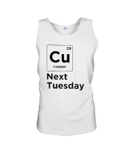 Cu 29 Cooper Next Tuesday Shirt Unisex Tank thumbnail