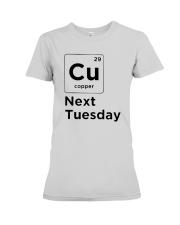 Cu 29 Cooper Next Tuesday Shirt Premium Fit Ladies Tee thumbnail