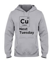 Cu 29 Cooper Next Tuesday Shirt Hooded Sweatshirt thumbnail
