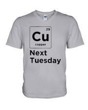 Cu 29 Cooper Next Tuesday Shirt V-Neck T-Shirt thumbnail