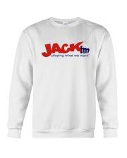Playing What He Want Jack Fm Shirt Crewneck Sweatshirt thumbnail