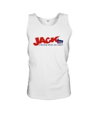 Playing What He Want Jack Fm Shirt Unisex Tank thumbnail