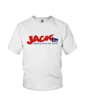 Playing What He Want Jack Fm Shirt Youth T-Shirt thumbnail