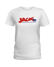 Playing What He Want Jack Fm Shirt Ladies T-Shirt tile