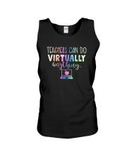 Teachers Can Do Virtually Anything Shirt Unisex Tank thumbnail