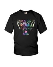 Teachers Can Do Virtually Anything Shirt Youth T-Shirt thumbnail