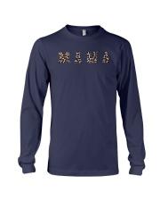 Leopard Print Mama Shirt Long Sleeve Tee thumbnail