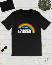 The Lovers The Dreamers And Me Shirt Classic T-Shirt lifestyle-mens-crewneck-front-17