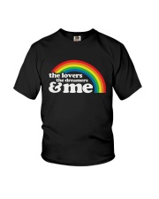 The Lovers The Dreamers And Me Shirt Youth T-Shirt thumbnail