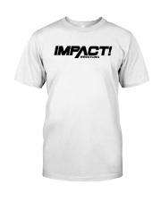 Impact Wrestling Shirt Classic T-Shirt front