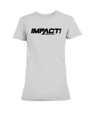 Impact Wrestling Shirt Premium Fit Ladies Tee thumbnail