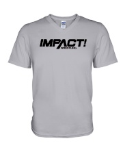 Impact Wrestling Shirt V-Neck T-Shirt thumbnail