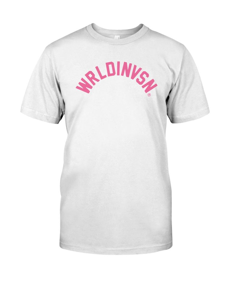 WRLDINVSN Shirt Classic T-Shirt