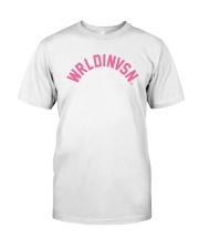 WRLDINVSN Shirt Classic T-Shirt front