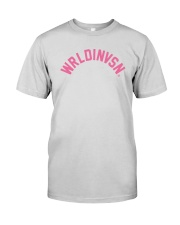 WRLDINVSN Shirt Premium Fit Mens Tee thumbnail