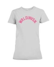 WRLDINVSN Shirt Premium Fit Ladies Tee thumbnail