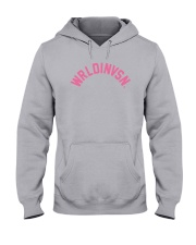 WRLDINVSN Shirt Hooded Sweatshirt thumbnail
