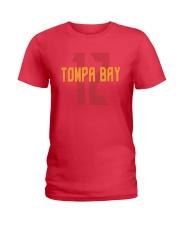 Trademark Tompa Bay Shirt Ladies T-Shirt thumbnail