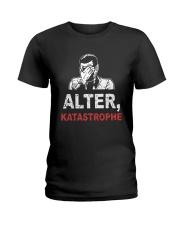 Alter Katastrophe Shirt Ladies T-Shirt thumbnail
