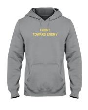 Robert JO Neill Front Toward Enemy Shirt Hooded Sweatshirt thumbnail
