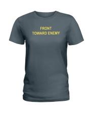 Robert JO Neill Front Toward Enemy Shirt Ladies T-Shirt thumbnail
