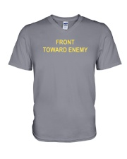 Robert JO Neill Front Toward Enemy Shirt V-Neck T-Shirt thumbnail
