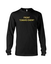 Robert JO Neill Front Toward Enemy Shirt Long Sleeve Tee thumbnail
