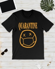 Quarantine Mood Shirt Classic T-Shirt lifestyle-mens-crewneck-front-17