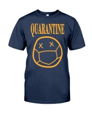 Quarantine Mood Shirt Classic T-Shirt tile