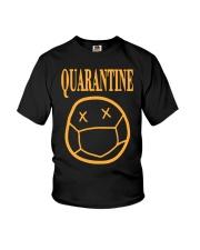 Quarantine Mood Shirt Youth T-Shirt thumbnail
