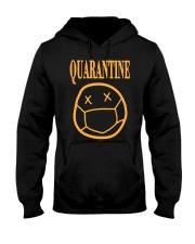Quarantine Mood Shirt Hooded Sweatshirt thumbnail