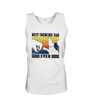 Vintage Best Frenchie Dad Ever Shirt Unisex Tank thumbnail