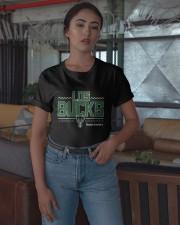 Los Bucks Shirt Classic T-Shirt apparel-classic-tshirt-lifestyle-05