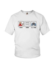 Sped I Want 2020 All Done Shirt Youth T-Shirt thumbnail